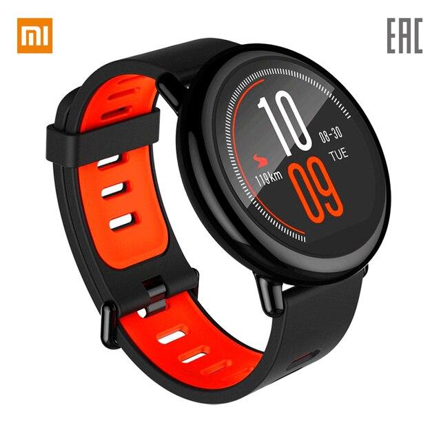 Смарт-часы Xiaomi Amazfit PACE, гарантия РФ, быстрая доставка