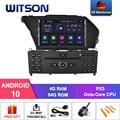 DE со! WITSON Android 10,0 IPS экран для BENZ GLK X204 GLK 300 GLK 350 автомобильный DVD 4 + 64GB FLASH 8 Octa Core + DVR/WIFI + DSP + DAB