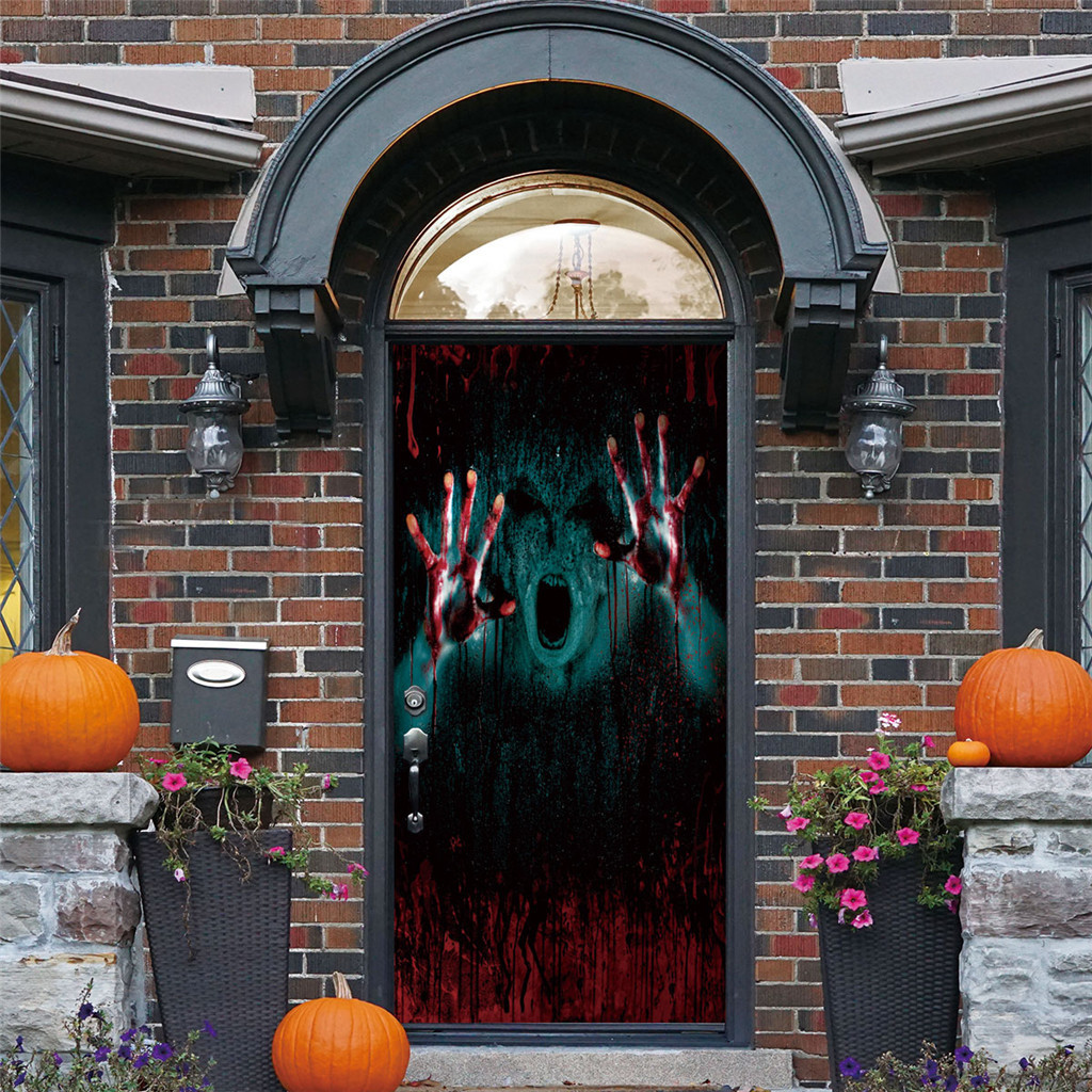 Hot 3D Halloween Horror Nun Door ...