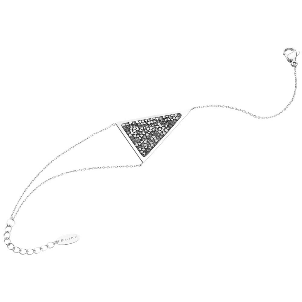 Jewelry Bracelet Elixa for women EL128-9111 Jewellery Womens Bracelets Accessories Bijouterie stunning rhinestone faux crystal bracelet for women