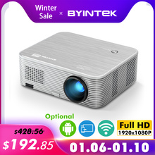 BYINTEK MOON K15 Full HD 1080P Android WIFI LED 19