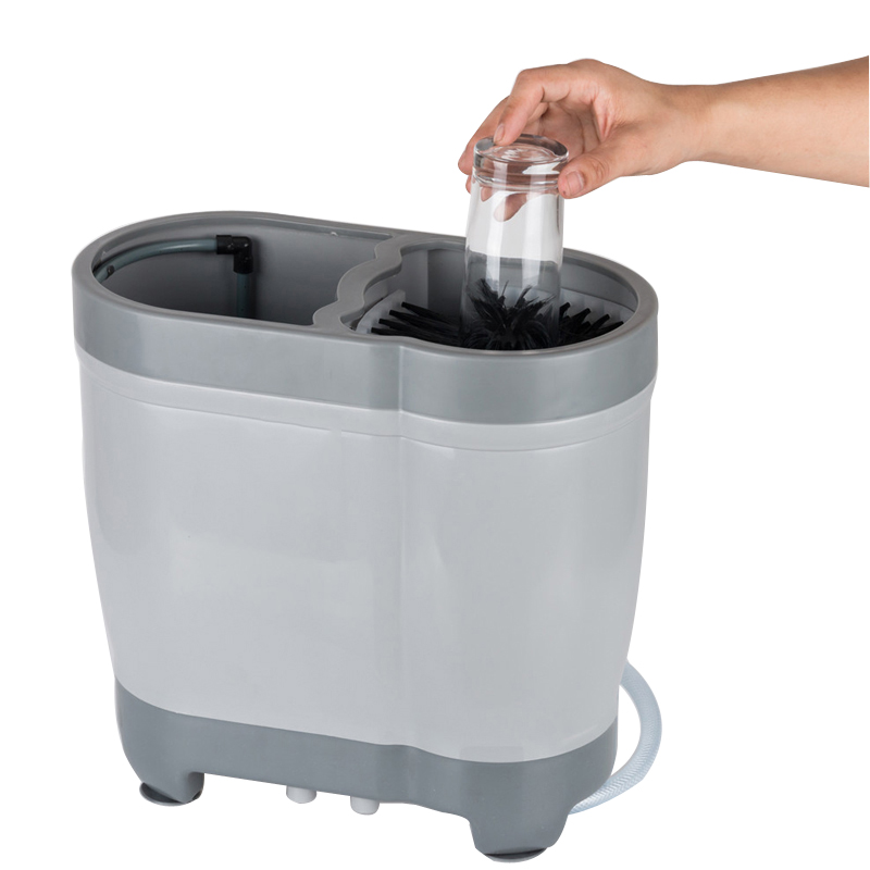 Cup Washing Machine Brush Cup Machine Bar Coffee Tea Shop Commercial Cup Washer Multifunctional Cup Washer