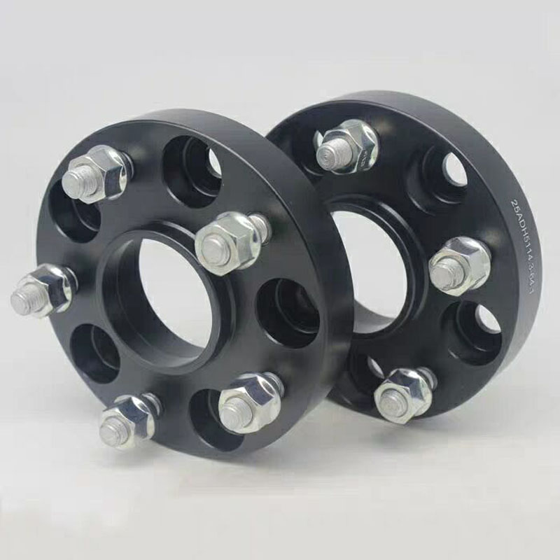 Wheel Spacers 5x114.3 Hubcentric 70.5 15mm 20mm 25mm Aluminum Wheel Spacer Adapter For Ford Mustang Car Accessories Separadores