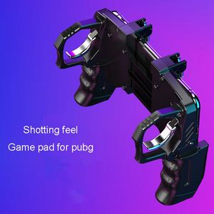 Image 3 - K21 Button Triggers Equipment For Cell Phone Dzhostik for PUBG Mobile Joystick Gamepad Game Controller For iPhone Android Gaming
