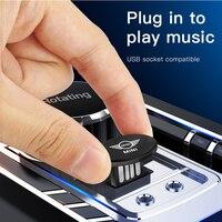1 Uds unidad Flash USB de Metal capacidad de 64GB 32GB 16GB 8GB disco de U para Mini Cooper 2011, 2012, 2013, 2018, 2019 F54 F55 F56 F57 F60 R50