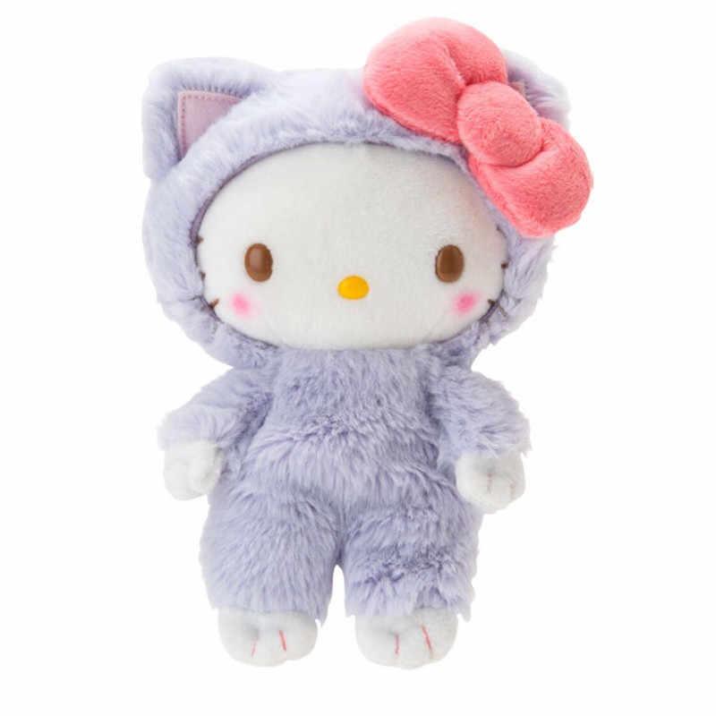 1 adet yeni karikatür benim melodi küçük e n e n e n e n e n e n e n e n e n e yıldız figürü doldurulmuş bebek Cosplay kedi peluş oyuncaklar