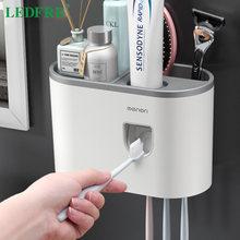 Ledfre автоматическое выдавливание зубной пасты комплект настенный