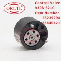 9308 621C 28239294 28382457 Black Coating Common Rail Injector Valve 9308Z621C 28440421 Diesel valve 621C For Delphi Injector|Fuel Injector| |  -