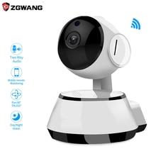 ZGWANG 720P 360 PTZ Wifi IP Camera HD AP Wireless IR Night Vision CCTV Home Security Surveillance Baby Monitor