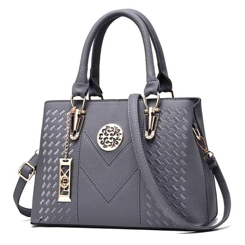 Embroidery Messenger Bags Women Leather Handbags Bags for Women 2019 Sac a Main Ladies Hand Bag Female bag new 5