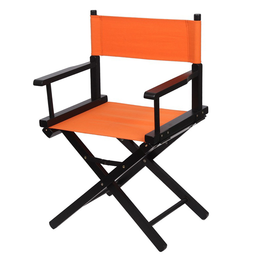 Yard Directors Chair Cover Ourdoor Camping Heavy Duty Casual Canvas Seat Outdoor Removable Garden Home Cloth Protector Set