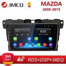 """2DIN 9 """"Android 8,1 4G Red de radio, navegación GPS para coche reproductor Multimedia para MAZDA CX-7 cx7 cx 7 2008-2015 RDS HiFi 36EQ 2 DIN DVD"""