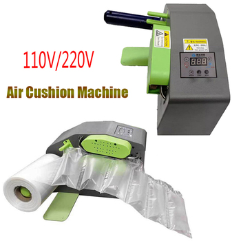 Buffer Air Cushion Machine Hoist Film Air Column Bag Inflator Automatic Filling Air Pillow Bag Bubble Film Bubble Bag Machine