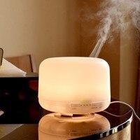Ultrasonic humidifier Household mini 800ml aromatherapy machine large capacity air atomizer|  -