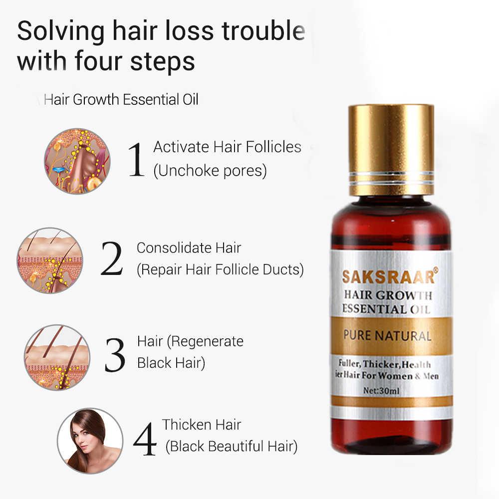 Pielęgnacja włosów olejki eteryczne do wzrostu włosów esencja oryginalna autentyczna 100% utrata włosów płynna opieka zdrowotna piękno gęste Serum do porostu włosów