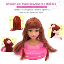 Children's Dressing Makeup Simulation Dolls Girls
