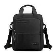 Arrival Men's Shoulder Bag Waterproof Oxford Multi-layer Crossbody Bag For Men Black Small Casual Travel Bag Men bolso hombre