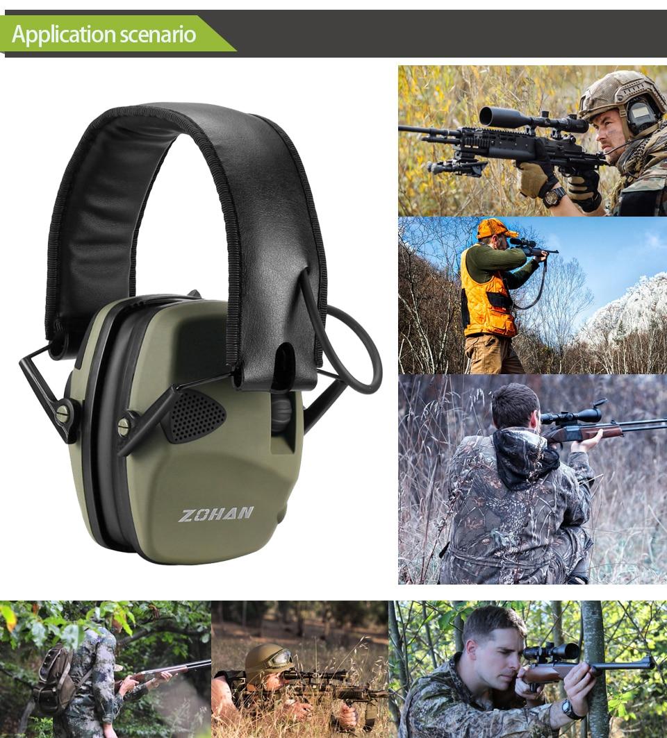 H1053bb422974454cbc6816af0cec3b15G - หูฟังลดเสียง ป้องกันหู ที่ปิดหู ลดเสียงดังที่ได้ยิน ลดการได้ยินเสียง NRR22dB Professional