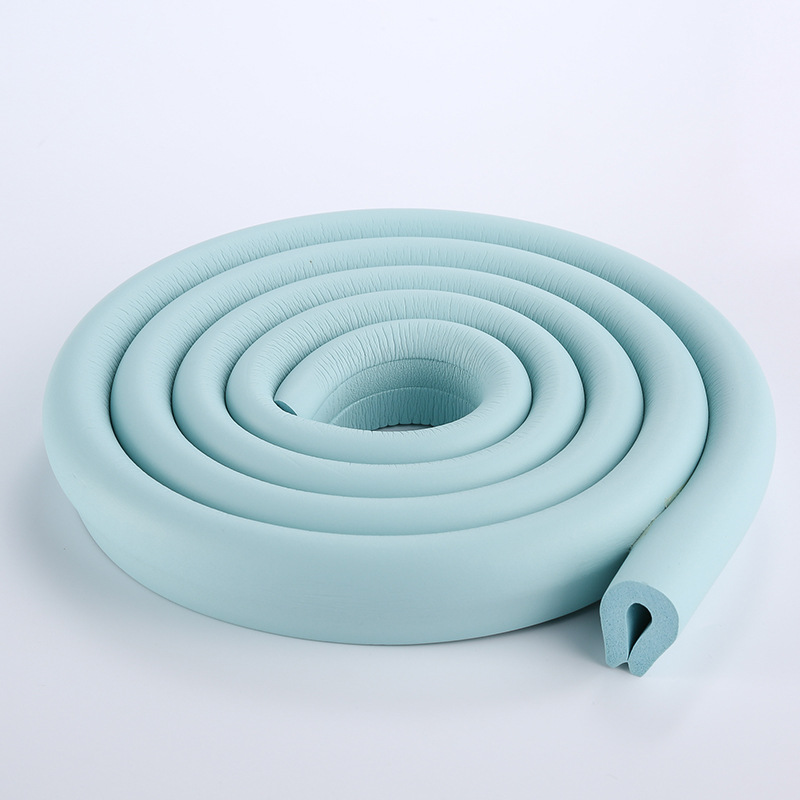2M U Shape Baby Safety Soft Corner Edge Foam Guard Cushion For Glass Table High Quality