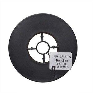 Image 5 - Alambre de soldadura Mig sin Gas, núcleo de fundente, E71T GS, herramienta de acero, 1kg, 0,8/0,9/1,0/1,2mm