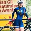 Kafitt triathlon ciclismo jérsei terno senhoras ciclismo sexy apertado fina de manga curta correndo maiô macaquinho feminino 2