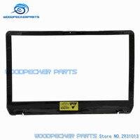Laptop Neue Original Für HP Envy M6 M6 1000 Serie B Shell LCD Vordere Lünette Montage 698405 001 AP0R1000300|Laptop-Taschen & Koffer|   -