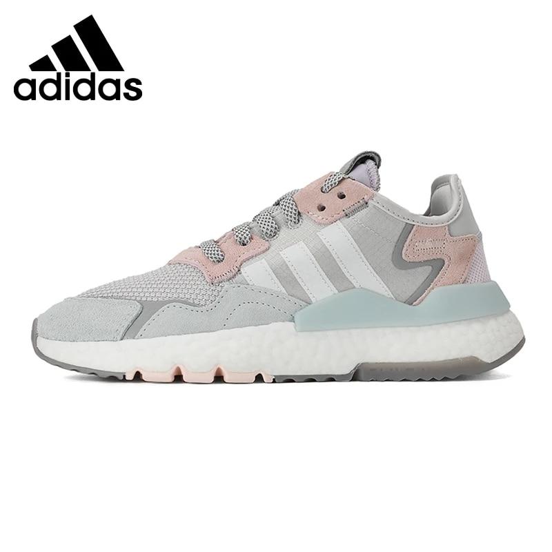 Original New Arrival Adidas Originals NITE JOGGER W Women's Running Shoes Sneakers