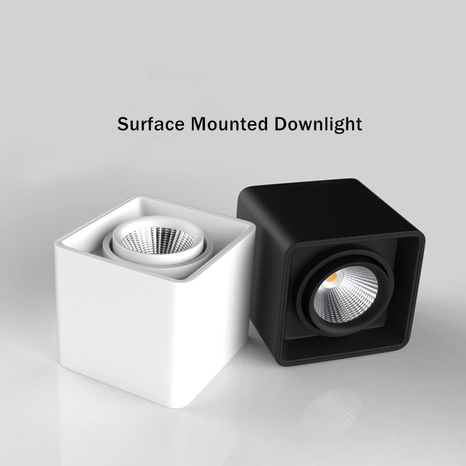 LED Surface downlight (1)