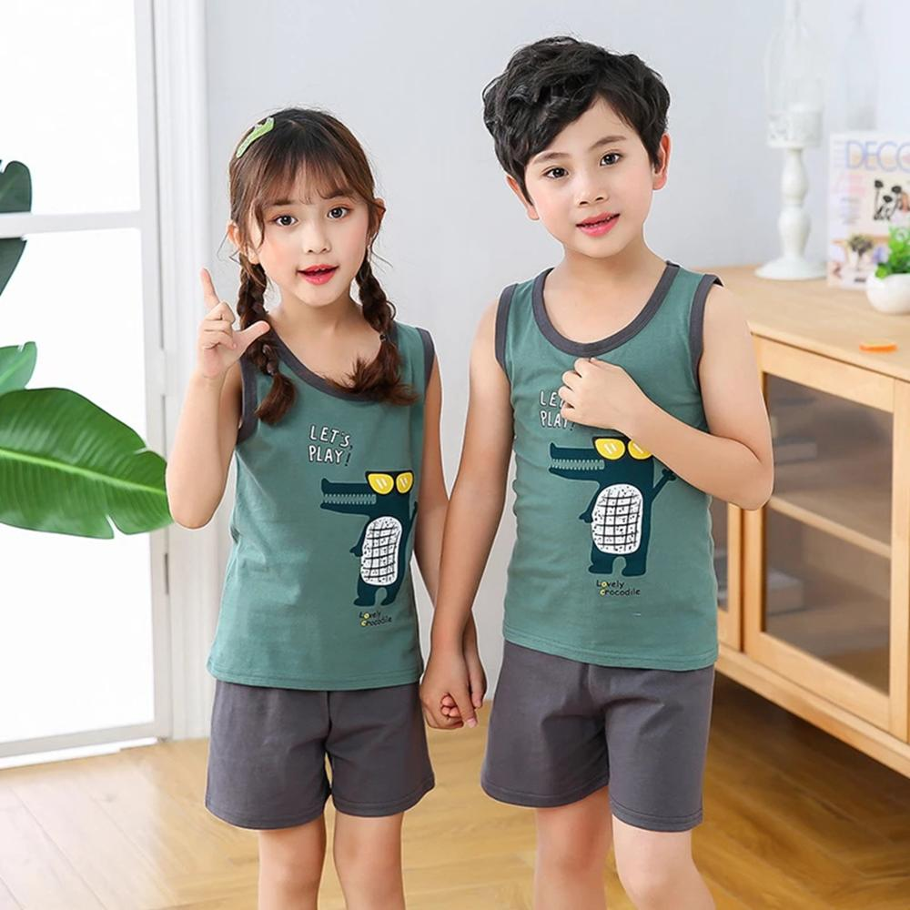 Children's Sleep Clothing Suits