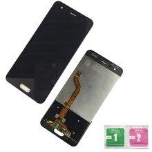 Alta qualidade lcd para huawei honor 9 honor9 display lcd de toque tela substituição montagem 100%