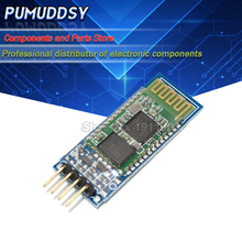 Hc 06 HC 06 RF Wireless Bluetooth Transceiver Modulo Slave RS232 / TTL al convertitore UART e ladattatore