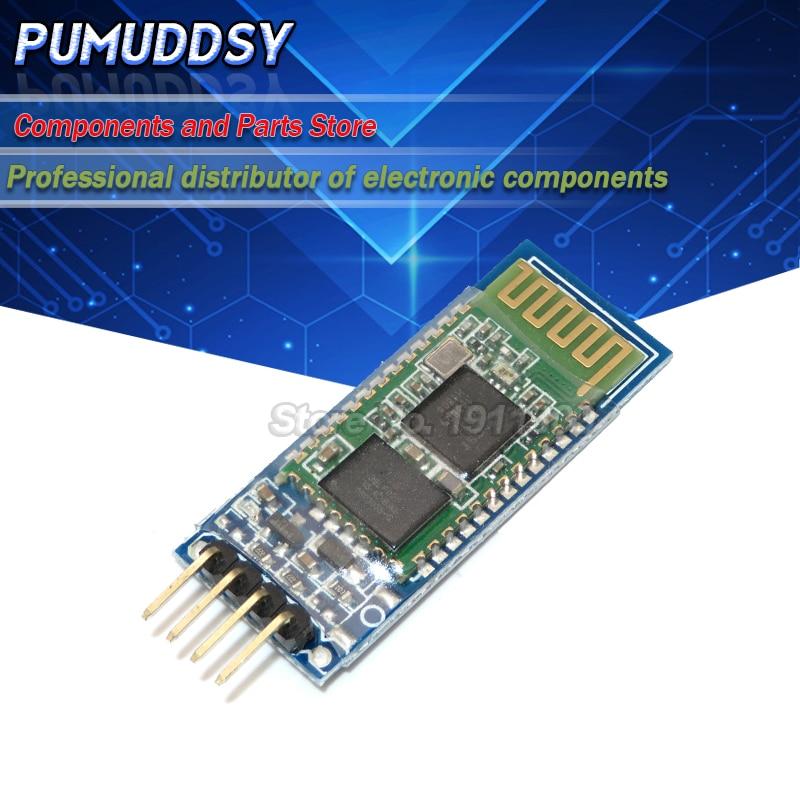 Hc-06 HC 06 RF беспроводной Bluetooth трансивер Slave модуль RS232 / TTL в UART конвертер и адаптер
