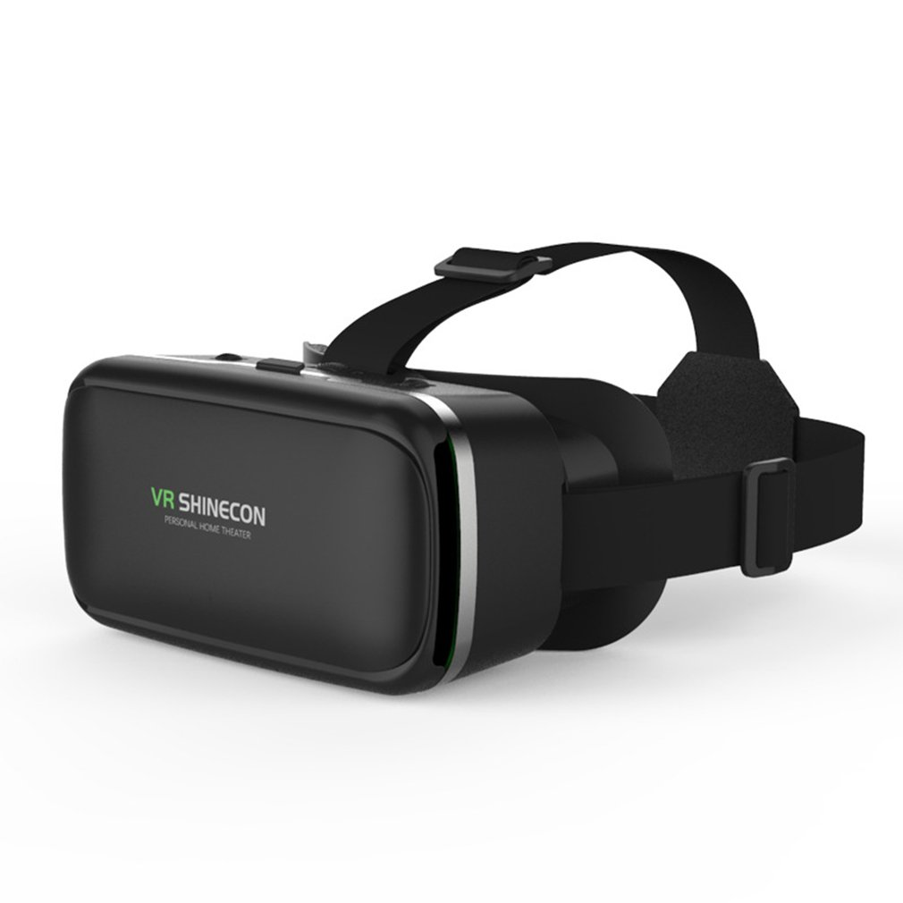 6th Generation 3D Senior VR Headset 3D VR Glasses VR Movie Glasses SC-G04 for 4.7-6 inch / Android WIN IOS system