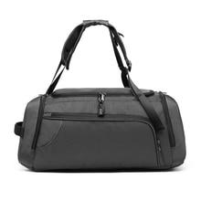 YOUSE New Travel Bag Shoulder Strap Duffel Backpack men Busi