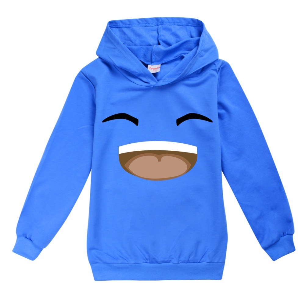 Youth Hooded Green-Jelly Kids 3D Print Pullover Sweatshirt