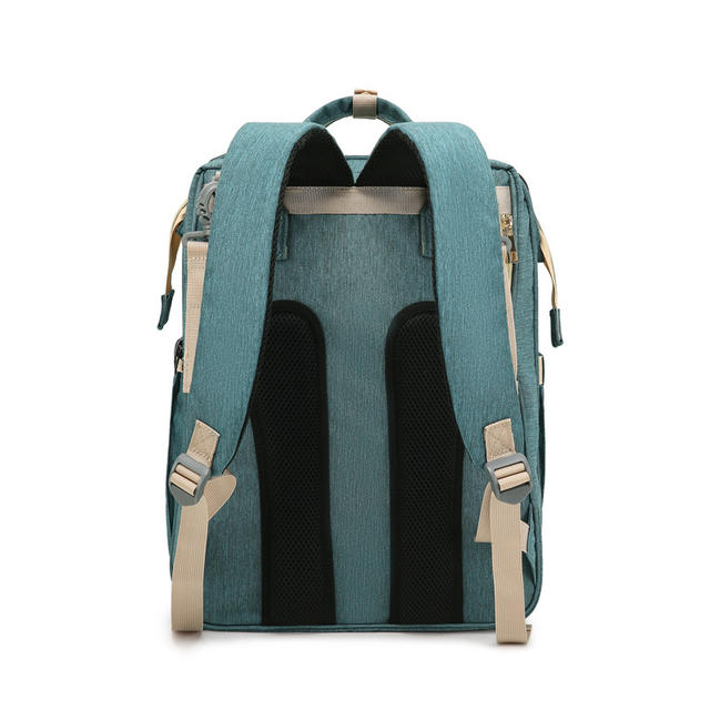 2020 Fashion Portable Foldable Diaper Bag, Baby Large Capacity Multifunction Backpack
