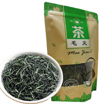 ZAC-0091 chińska herbata nowa herbata wysoka góra herbata Xinyang maojian herbata zielona herbata maojian zielona herbata chiński zielony herbata mao jian herbata tanie i dobre opinie CN (pochodzenie)