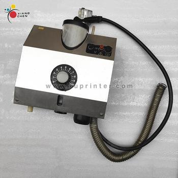 H2.164.1429/01 Dispositivo de pulverización en polvo para máquina HD PM74, piezas de prensa Offset, S8.164.1677/01, soporte para manguera en espiral 00.780.3738
