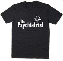 O psiquiatra-camiseta engraçada-spoof padrinho-muitas cores (1)