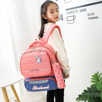 New Children School Bags Kids Backpack Girls Primary Student Book Bag Elementary Schoolbags Waterproof Children Student Backpack new anime rick and morty backpack anime bags student oxford schoolbags