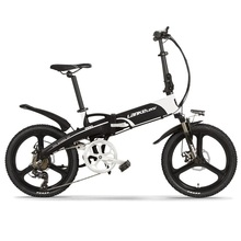 Electric-Bike Folding LANKELEISI 20inch Battery 48V 400W 13AH High-Quality