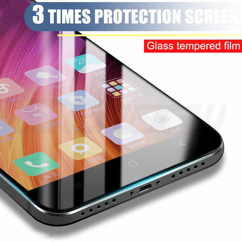 9D Kính Cường Lực Trên Dành Cho Xiaomi Redmi Note 4 4X5 5A PRO Tấm Bảo Vệ Màn Hình Kính Cường Lực An Toàn Trên redmi 4X 5A 5 Plus Đi S2 Phim