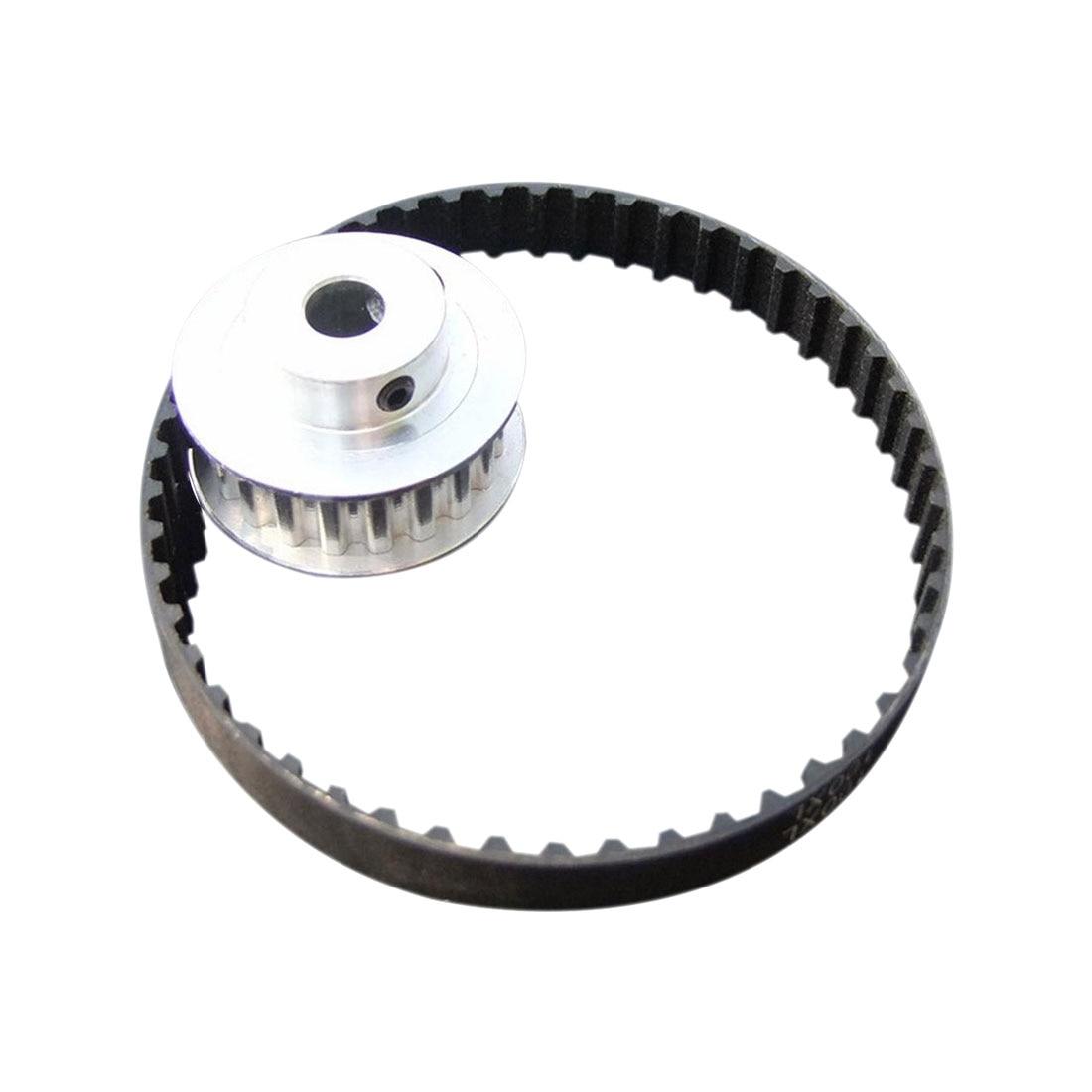 Timing Belt Kit Small Lathe Accessories Trimming Belt
