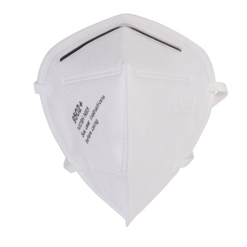 Mask Non-woven Filters Droplets Dust Bacteria Smoke Pollution Particle Respirator Antivirus Flu Anti Infection As N95
