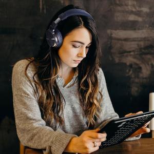 Image 5 - OneOdio orijinal kulaklıklar profesyonel stüdyo dinamik Stereo DJ mikrofonlu kulaklıklar kablolu kulaklık izleme telefon için