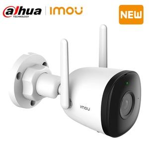 Ip-камера Imou, наружная Wi-Fi камера для обнаружения человека, ночное видение, встроенная точка доступа, запись звука, 98 футов