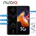 Brand New Original ZTE Nubia Play 5G Mobile Phone 6.65 8GB 128GB 5100mAh 30W Snapdragon 765G 48MP Quad Camera NFC 5G Smartphone