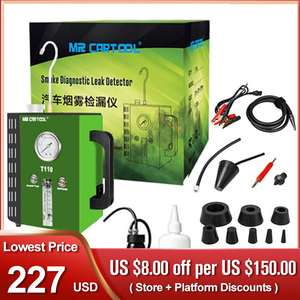 Diagnostic-Tool Leakage-Detector Smokes-Machine Car-Smoke-Generator Vehicle-Pipe-Systems