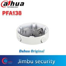 Dahua montaje de cámara DH PFA138 caja de conexiones a prueba de agua, Compatible con tipo de cuerpo, cámara domo IP, DH IPC HDBW5421E Z, HDCVI, 2220