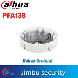 Image 1 - dahua DH PFA138 camera Mount Water proof Junction Box Compatible Body Type IP dome camera DH IPC HDBW5421E Z HDCVI camera 2220